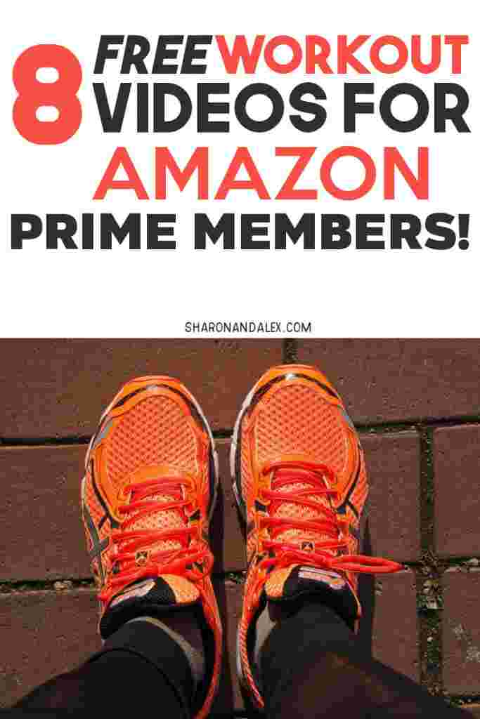 8 FREE Workout Videos for Amazon Prime Members