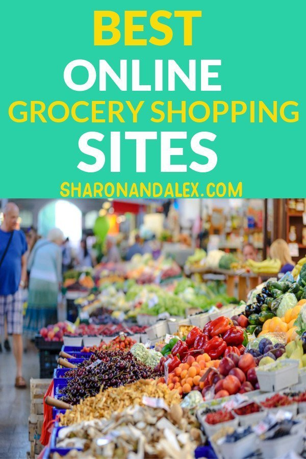 If you're looking for ways to save time and money on your grocery shopping, check out this post on the best online grocery shopping services right now. You'll get the low-down on fees and how to save on Intsacart, Walmart, Peapod, Amazon and more!