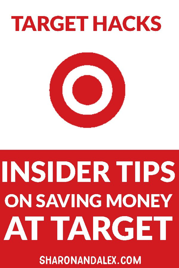 If you love shopping at Target, you'll love these Target hacks for saving money! Check out these insider tips on maximizing your Target shopping!