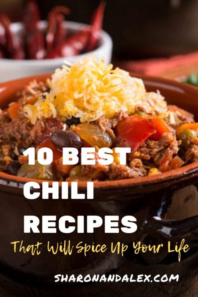 10 Best Chili Recipes