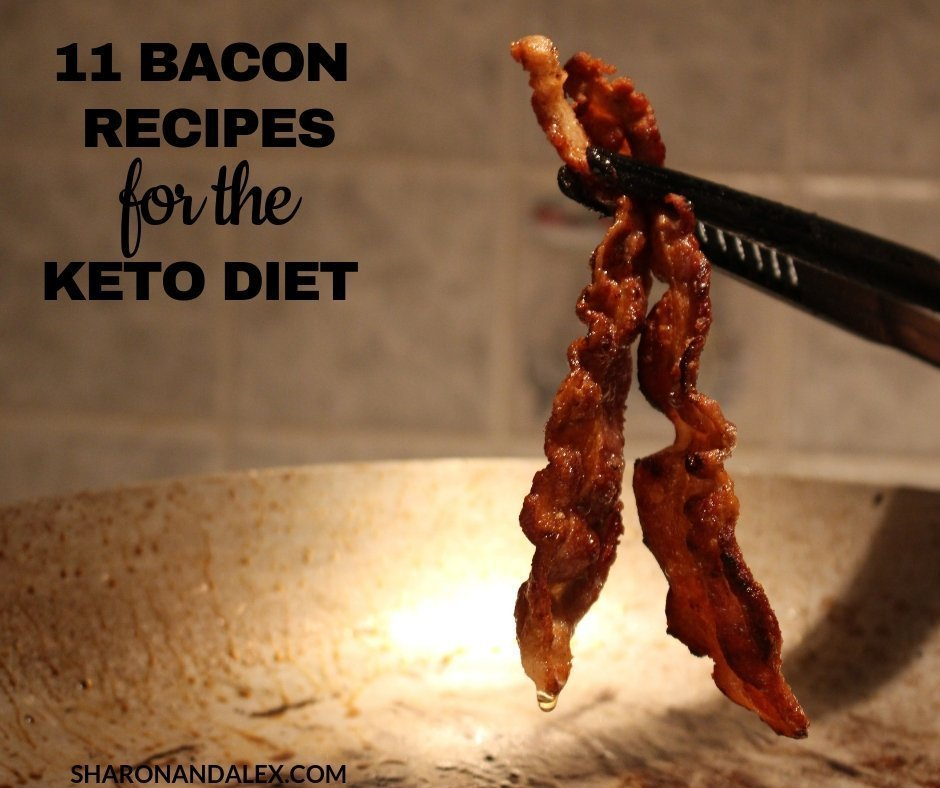 Easy Low Carb Bacon Recipes for the Keto Diet