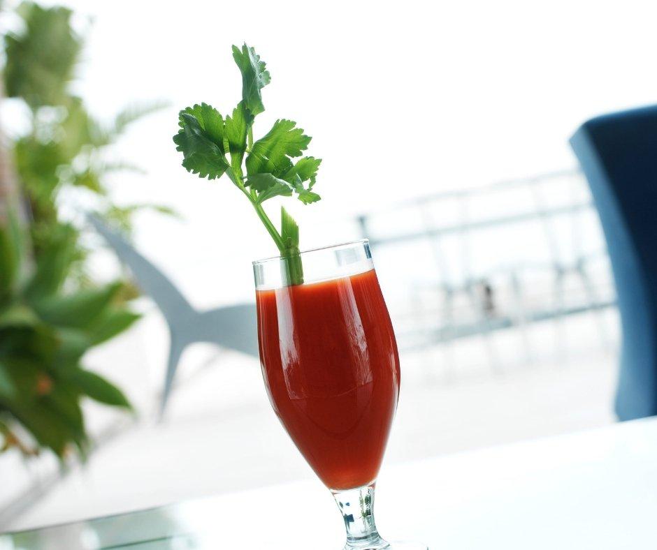 Keto Alcohol Drinks - Bloody Mary