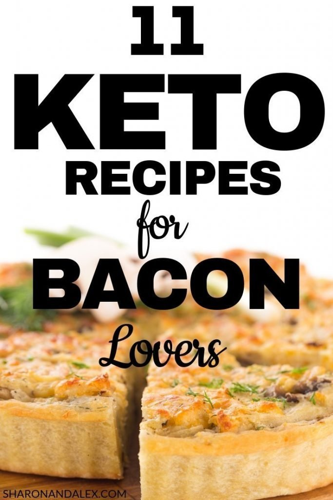 Bacon is one of the best parts of the keto diet. Here are 11 easy low carb bacon recipes for the keto diet you're going to love!