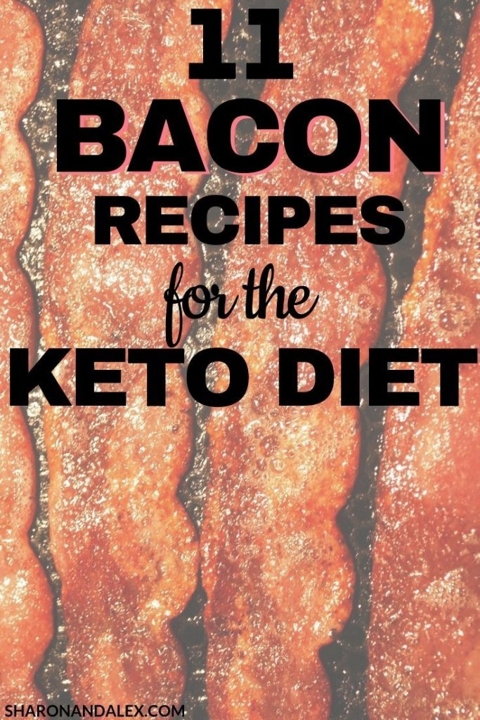 These 11 easy keto recipes with bacon are perfect for a weeknight or any night.