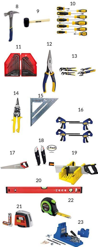 DIY Manual Tools