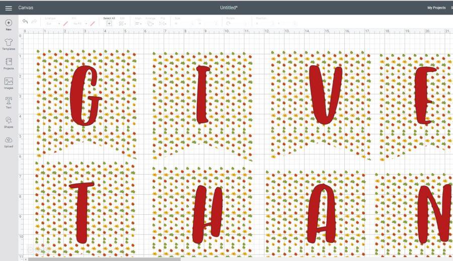 Cricut Design Space Add Text