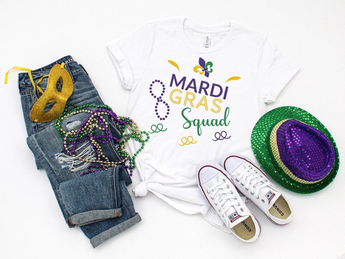 Mardi Gras Squad