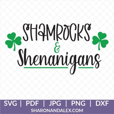 Shamrocks and Shenanigans