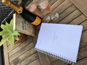 'Secret Lands, Petrol Clams and a Bagful of Bolivar' - the completed manuscript!!!