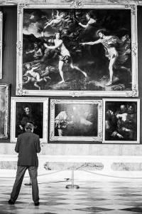 Berlin Sanssouci art gallery