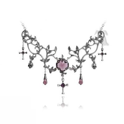 alchemy gothic necklace