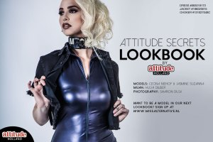 Attitude Secrets lookbook 15