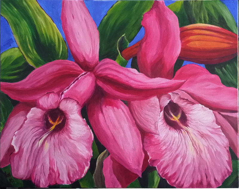 Passion for Florals, A Sharon Fox-Mould Solo Exhibition
