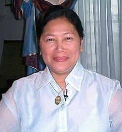 Emma de Guzman (Photo: Philippine Star)