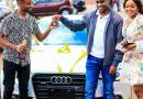 """It's Too Low For Kenyan Roads!"" Kabi Wa Jesus Returns Audi A5 birthday gift"