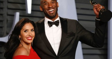 """It was Love at First Sight"" Vanessa Bryant Recalls Meeting Kobe 21 Years Ago."