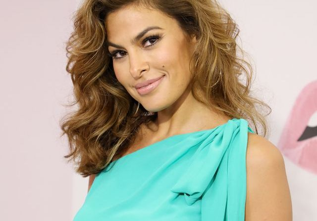 Eva Mendes reveals why she has not been active on social media.