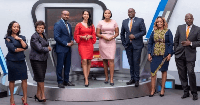 KBC TV  station relaunches, unveils a new list of veteran news anchors