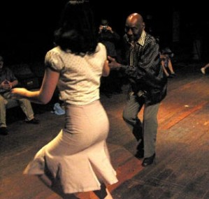 Dancing with Frankie Manning