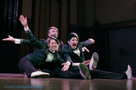 Performing my Bellboy choreography, Jump Session Show 2010, Seattle USA // Photo by Lindyshutterbug