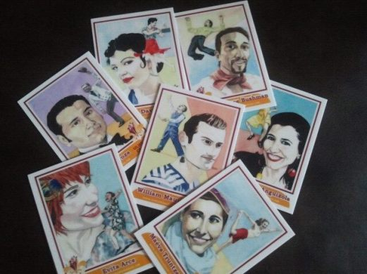 ULHS collectors cards