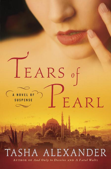 Tears-of-Pearl-Tasha-Alexander-Romance-Suspense-Mystery-Detection