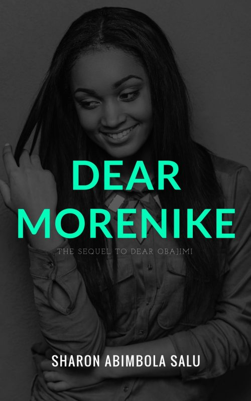 Sequel to Dear Obajimi - Dear Morenike - Letter Writing Fiction