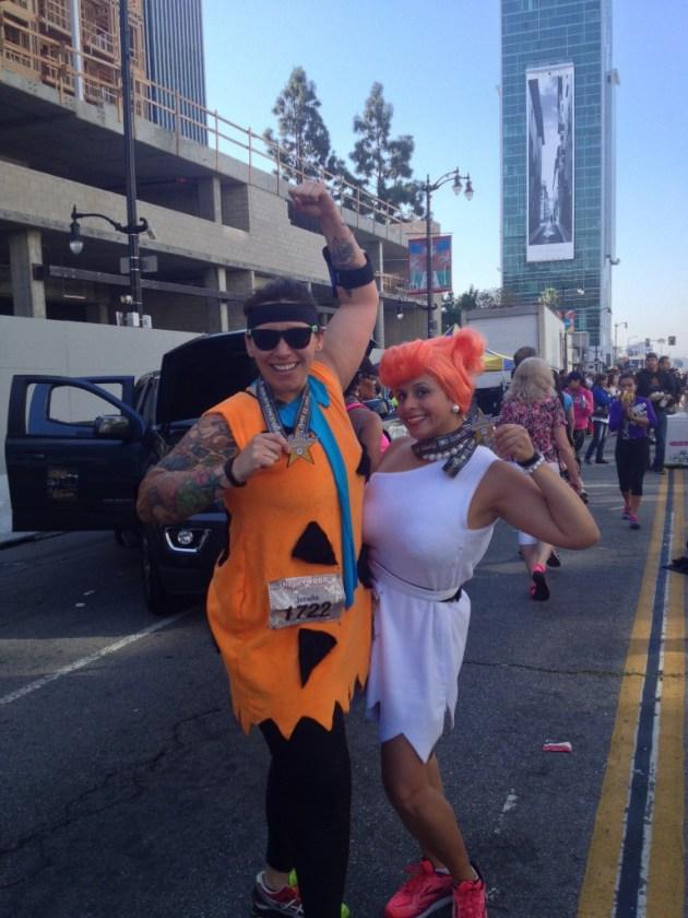 #37 Hollywood Half Marathon