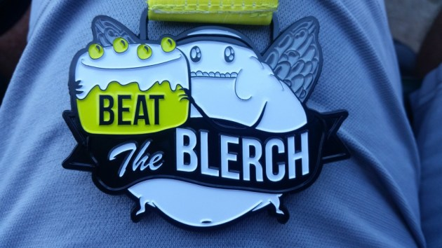 I love my medal