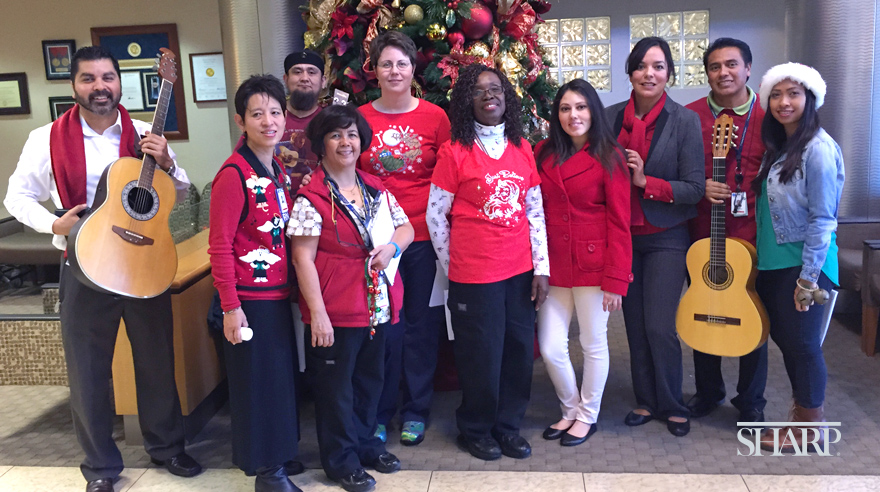 Sharp Chula Vista Helps Make The Holiday Merry For