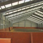 Steel Building Riding Arena