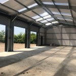 Cladding Systems for Steel Buildings