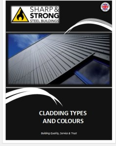 Sharp and Strong cladding types and colours