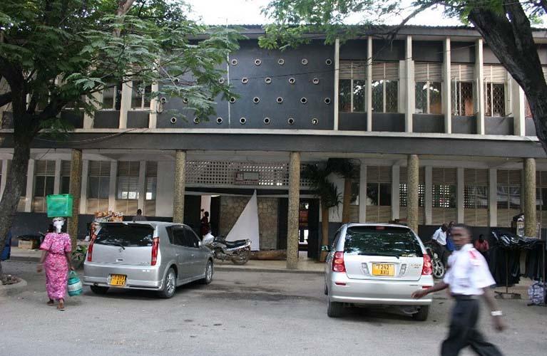 Modern Architecture in Tanzania