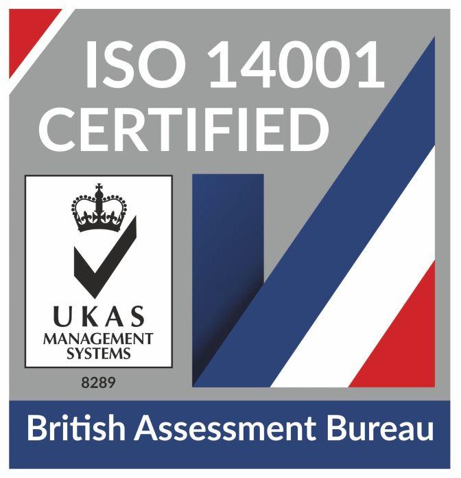 ISO14001 UKAS