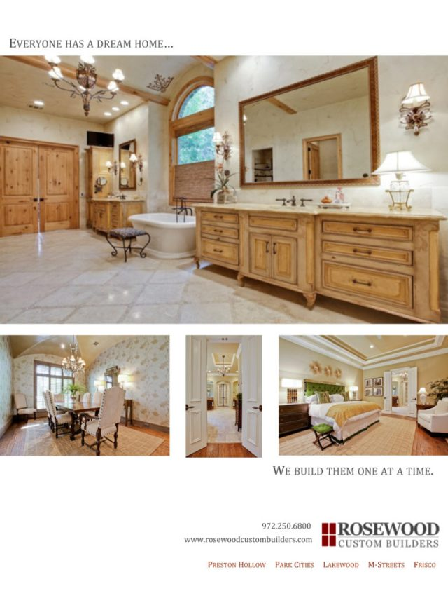 Rose wood custom builders