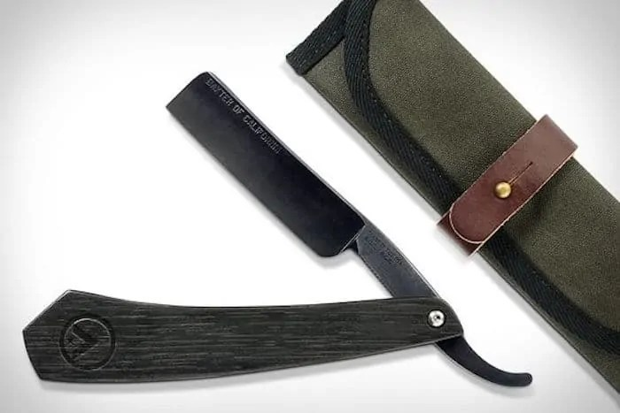 Baxter Base Camp X Cut-Throat Razor
