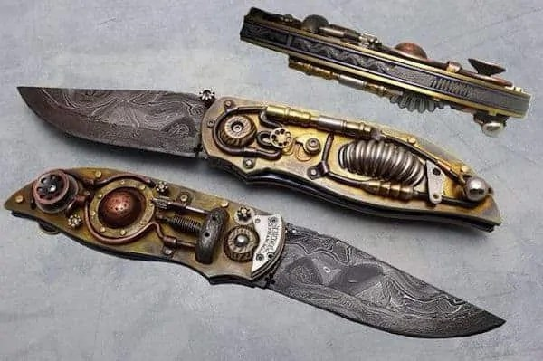 steam punk folder
