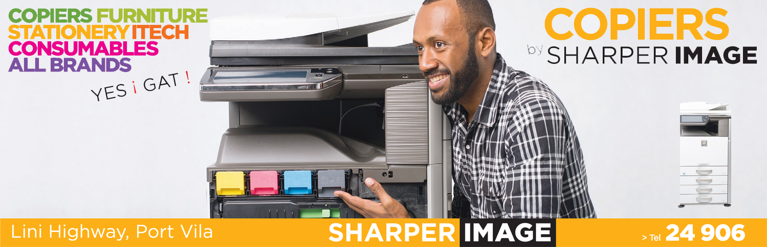 COPIERS | SHARPER IMAGE
