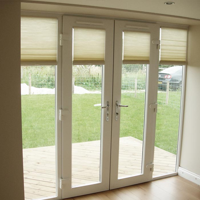 UPVC InternalExterior French Doors Sharpes Windows Amp Doors Wilts