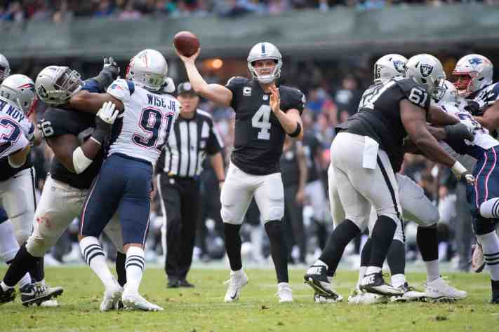 Las Vegas Raiders vs New England Patriots Fantasy Football Worksheet, Week  3 | Sharp Football