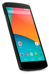Smart-Phone with Email Nexus 5