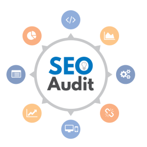 SEO Audit Graphic