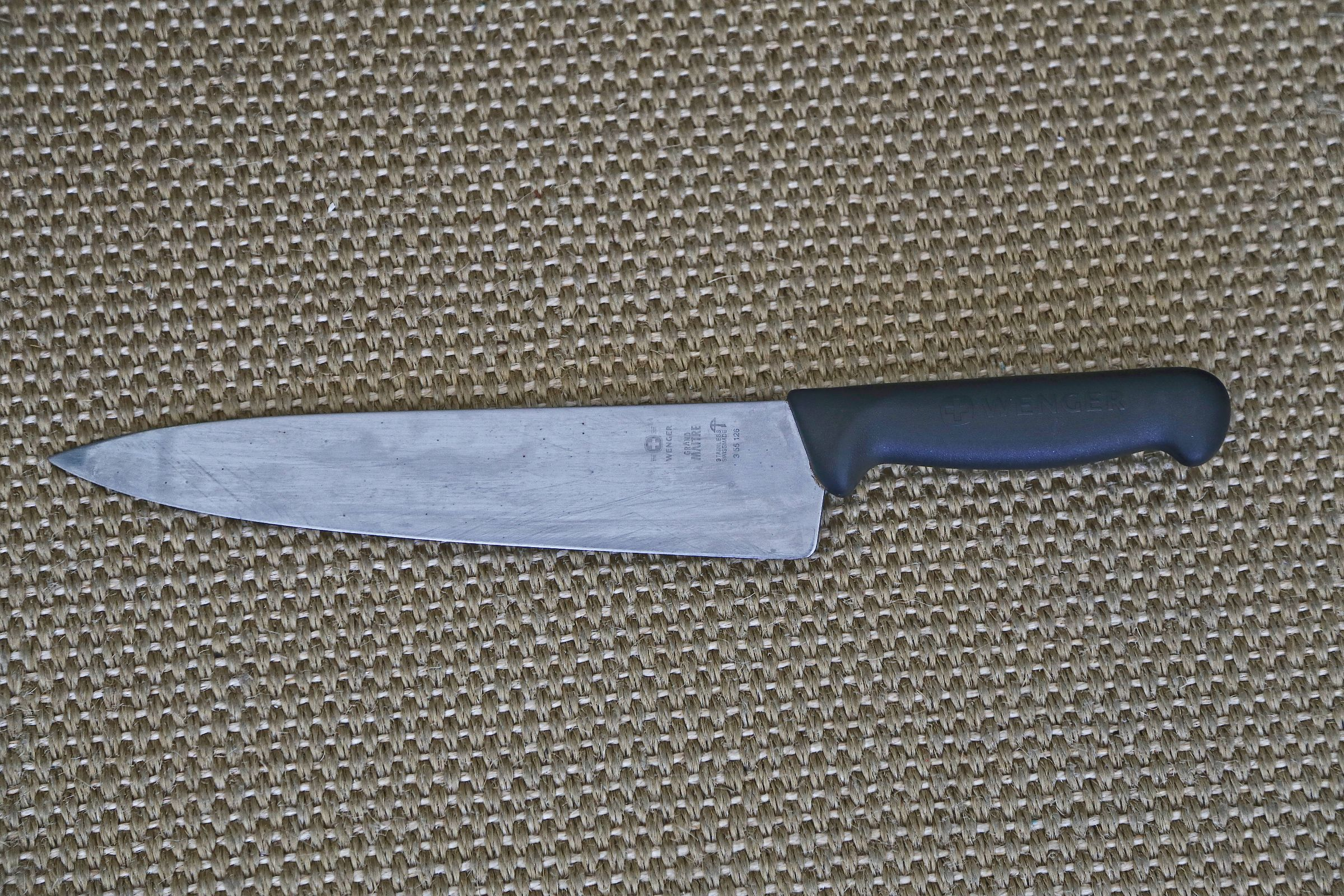 Wenger Grand Maitre Chef Knife, 250mm