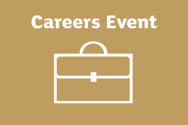 Careers Networking Event
