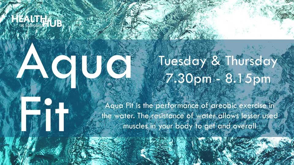 Health Hub Aqua Fit Class