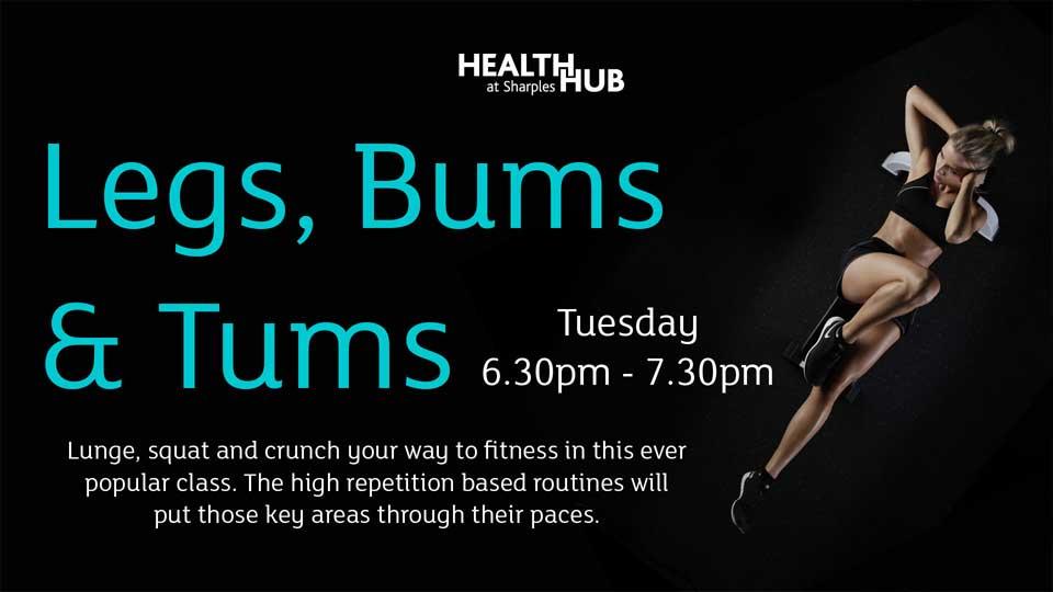 Health Hub Legs Bums Tums 1