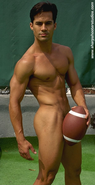 The Naked Football League 75 Minute Feature