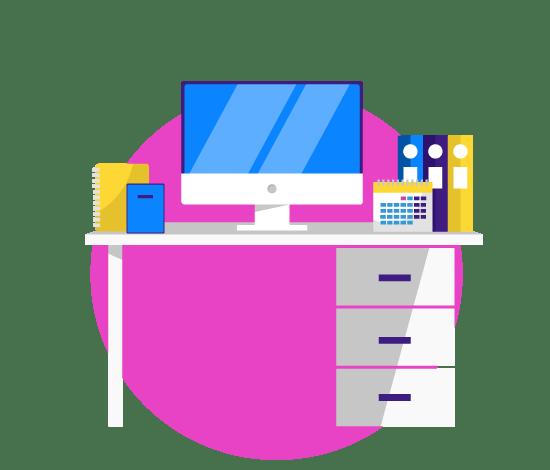 Gestion flex office - Sharvy