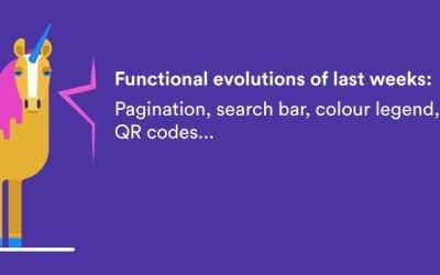 The functional evolutions of last weeks